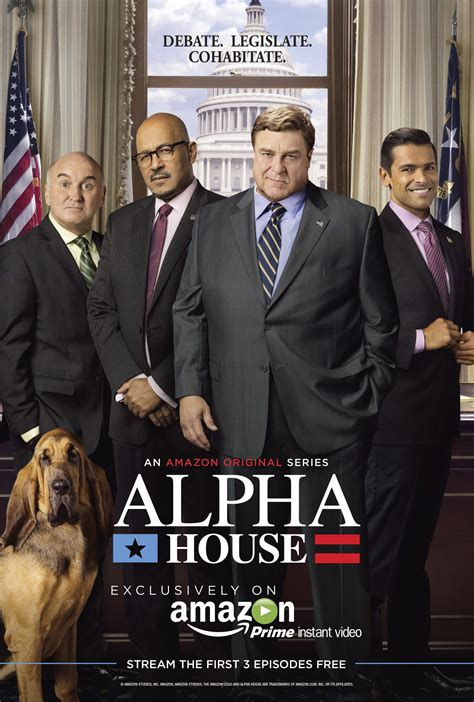 Alpha House Review tv review quot alpha house quot nuanced and noteworthywe eat