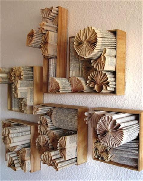 Better Homes And Gardens Craft Ideas - sooth 180 s bastelkram und d 246 ntjes ideen zum recyling alter b 252 cher