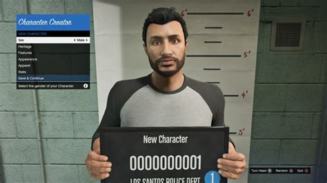 The Next Creator 1 gta 5 new screens show 30 player races and character creator vg247