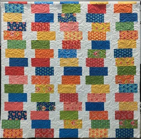 Bedspread Quilt Patterns Shuffle Quilt Bigdiyideas