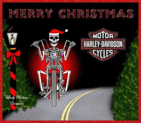harley davidson motorcycle christmas lights 1000 images about harley on merry merry to all and
