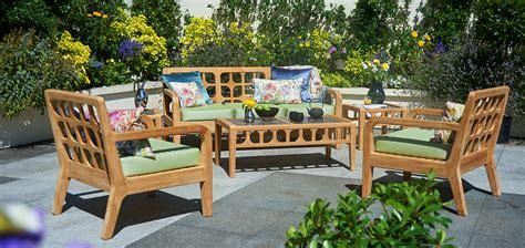 Teak Garden Furniture Used Teak Garden Furniture Benches Tables Chairs Bridgman