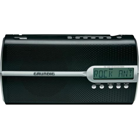 Best Bathroom Radio Dab Grundig 51 Dab Sp Radio Bathroom Radio Black From
