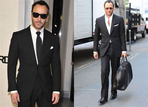 Tomford Black how to get tom ford style