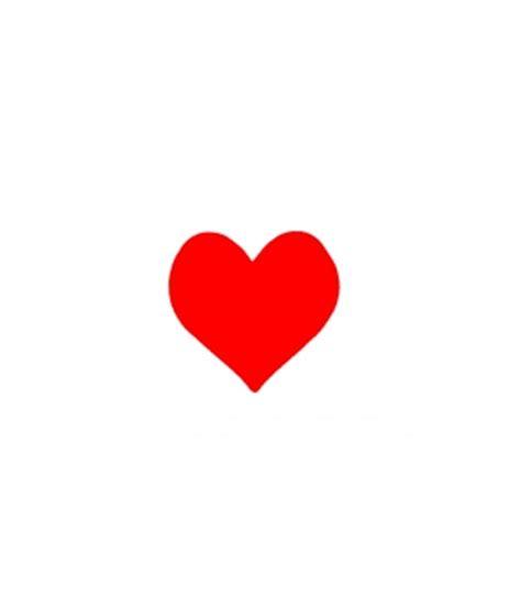 Herz Aufkleber by Pickposh Piekfeine Dinge Mini Sticker Herz Rot 10
