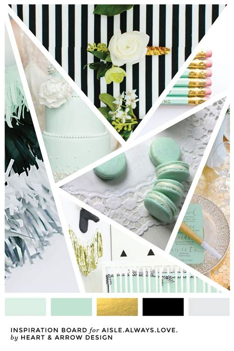 ruby wedding inspiration mint green teal and gold wedding 2194 best images about wedding colors themes