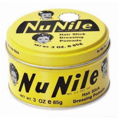 nu nile hair pomade yellow 85gm