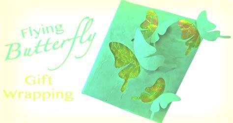 tutorial bungkus kado bentuk dompet cara melipat kertas kado cantik bentuk kupu kupu