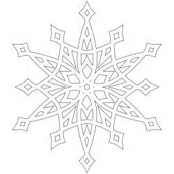 snowflake coloring pages free coloring pages of snowflakes