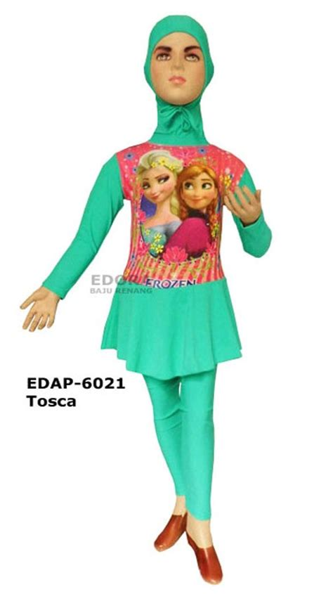 Baju Renang Anak Gambar Frozen baju frozen muslim anak newhairstylesformen2014