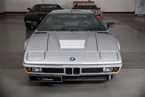 bmw m1 for sale special silver bmw m1 for sale gtspirit