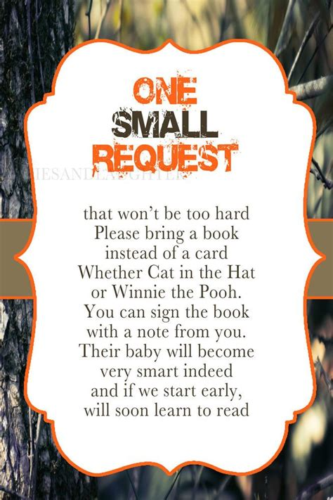 Camo Baby Shower Invitations by Realtree Camo Baby Shower Bring A Book Card 4x6 Duck