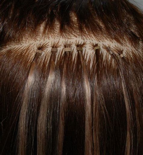 hair fusion extensions cost best 25 micro ring hair extensions ideas on