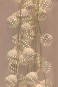 decorative light strings lights grand maroq blanco 24 led mains powered