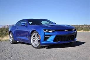 2016 chevrolet camaro ss road test