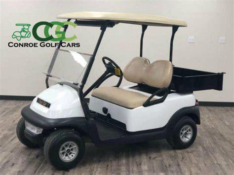golf cart bed conroe golf cars precedent golf cart utility cart pick