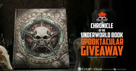 The Dead Giveaway - court of the dead giveaway sideshow collectibles