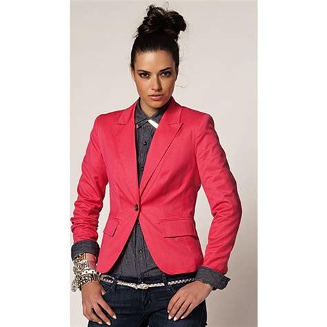 Lyan Tunik modagram kontrast astarl箟 ceket stilivo