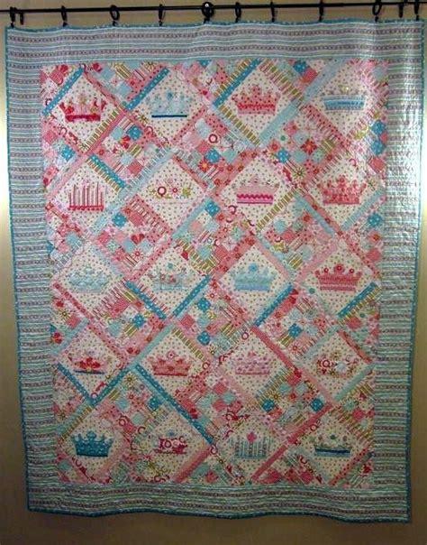 Princess Quilt Patterns by Dreaming Princess Crown Quilt Pdf