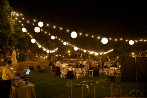 Decorative String Lights Outdoor 25 Tips By Making Your Outdoor Wedding Lights String