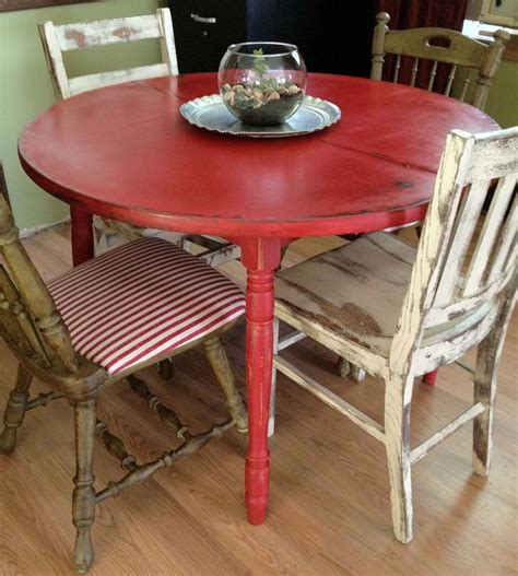 distressed country kitchen table vintage hip decor creatively renewed furniture country kitchen tables painted kitchen tables