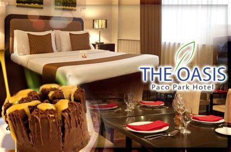 oasis park hotel  paco manila