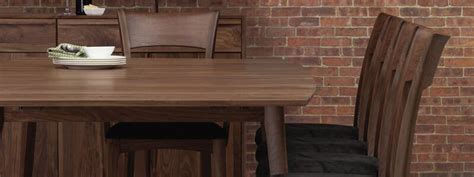 furniture sets by copeland furniture vermont woods studios copeland modern dining furniture american made solid