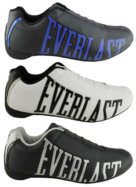 everlast big ev mens shoes sneakers trainers sports casual