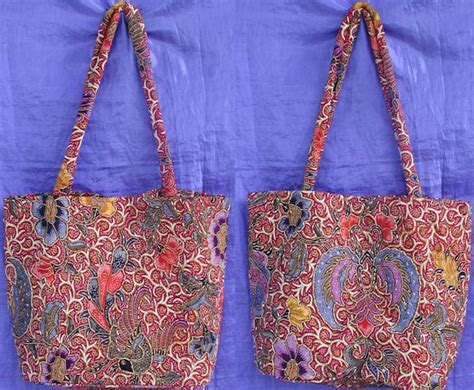Bali Batik Bag bag 40