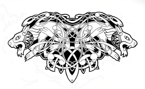 celtic animal tattoos designs study for celtic by fatsalty on deviantart