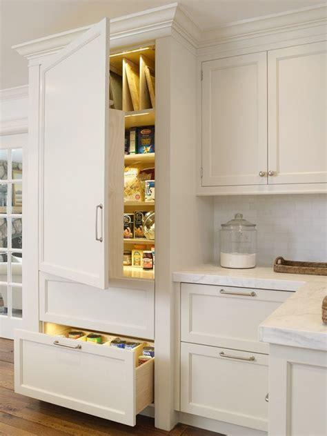 refrigerator built in cabinet best 20 built in refrigerator ideas on
