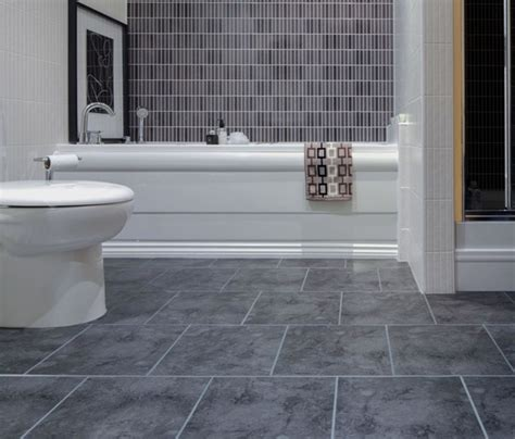 best flooring for a bathroom 20 best option bathroom flooring for your home ward log homes
