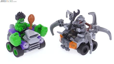 Lego Marvel 76066 Mighty Micros Vs Ultron Heroes lego mighty micros vs ultron review 76066