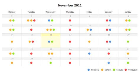 calendar design html5 34 useful html5 css3 tutorials design freebies