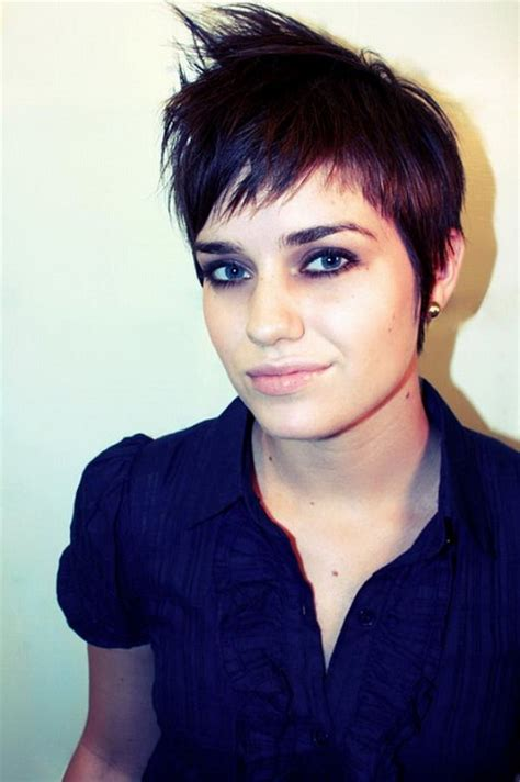 hairstyles for short hair cool cool hairstyles for girls with short hair