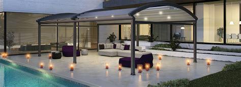 Pergola Aluminium Pour Terrasse 943 by Sunprotect Maroc Pergolas Bioclimatiques Terrasses