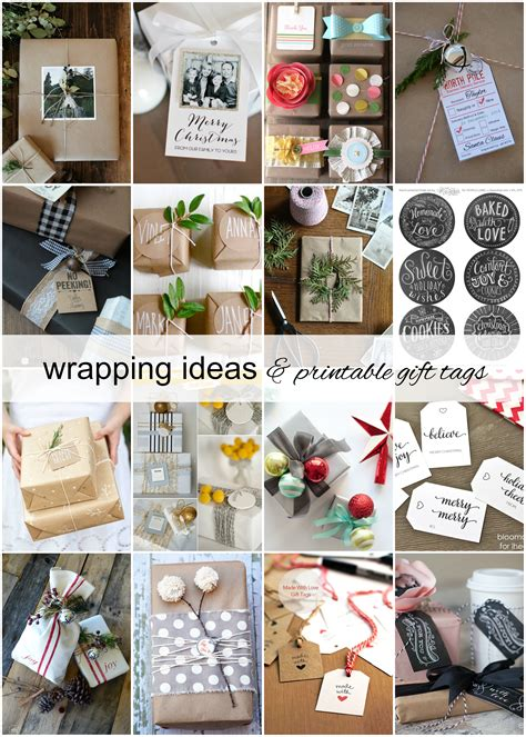 room gift ideas gift wrapping ideas printable gift tags the idea room