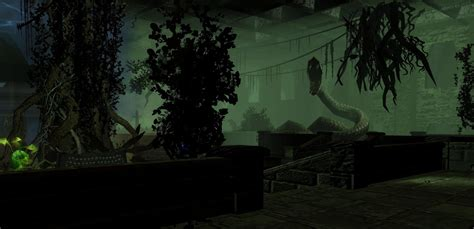 The Moonlight Path ruins image the moonlight path mod for neverwinter