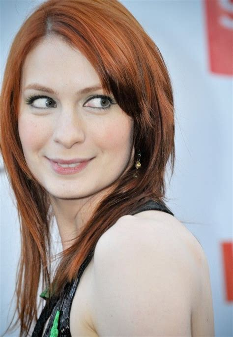 what is felicia day s hair color 22 best images about red heads on pinterest lana del ray