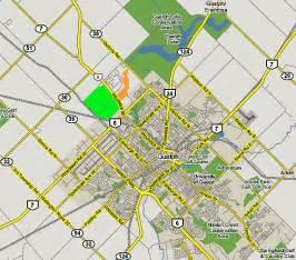 maps guelph ontario canada guelph map