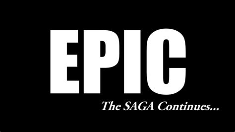 The Saga Continues by Phlextravaganza Presents Quot Epic Quot The Saga Continues Teaser
