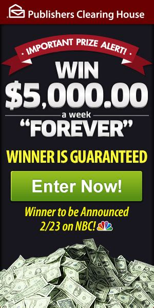 Pch Winner Selection List - what is the publishers clearing house final winner selection list pch blog