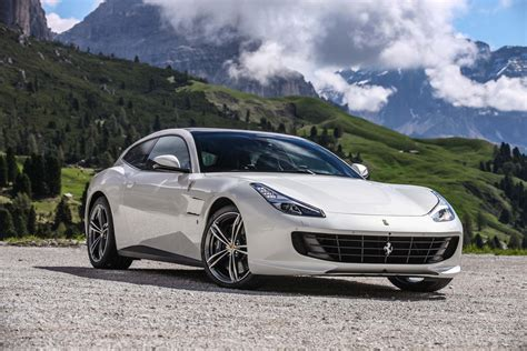 2017 Ferrari GTC4Lusso First Drive Review   Motor Trend