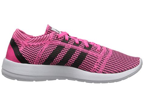 Adidas Element Refine Original adidas originals element refine neon pink running white