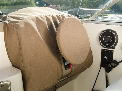 boat helm covers how to make a boat helm cover video sailrite