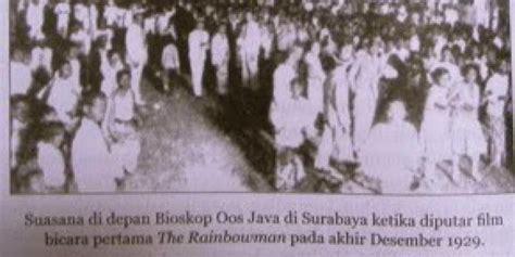 film dokumenter pertama di indonesia loetoeng kasaroeng film pertama diproduksi di indonesia