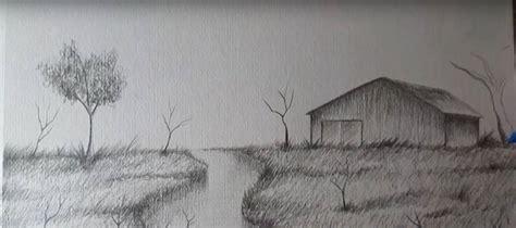 imagenes para dibujar a lapiz pdf paso 7 para aprender a dibujar paisajes a lapiz dibujos