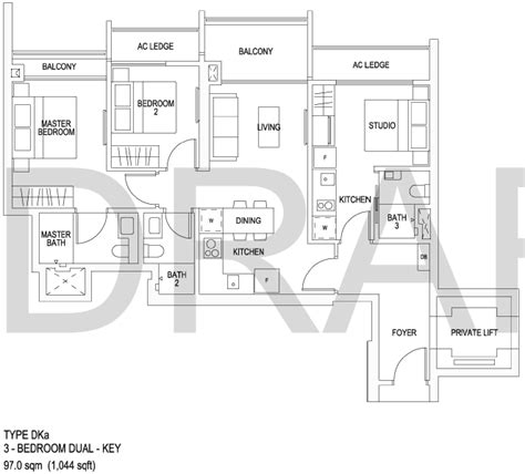 Riverbank Fernvale Floor Plan | riverbank floor plans riverbank condo floor plan