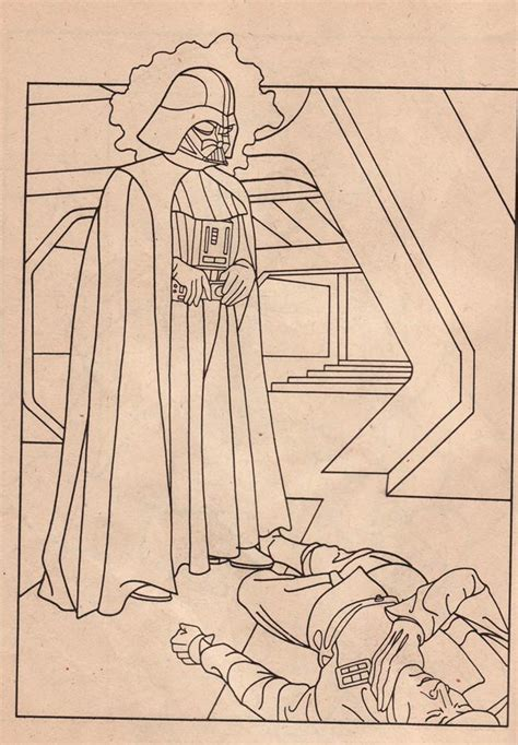 empire strikes back coloring pages colouring book theatre the empire strikes back