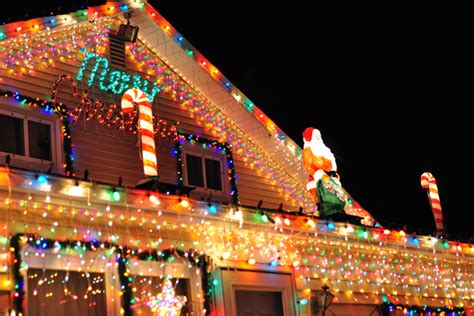 how to christmas lights display outdoor holiday lights tips